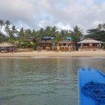 Calitang Beach - rejs