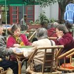 dzień lenia czyli pożegnanie z chengdu